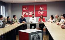 Elecciones Asturias 26M: Adrián Barbón «ve posibilidades» de mantener la Alcaldía de Oviedo