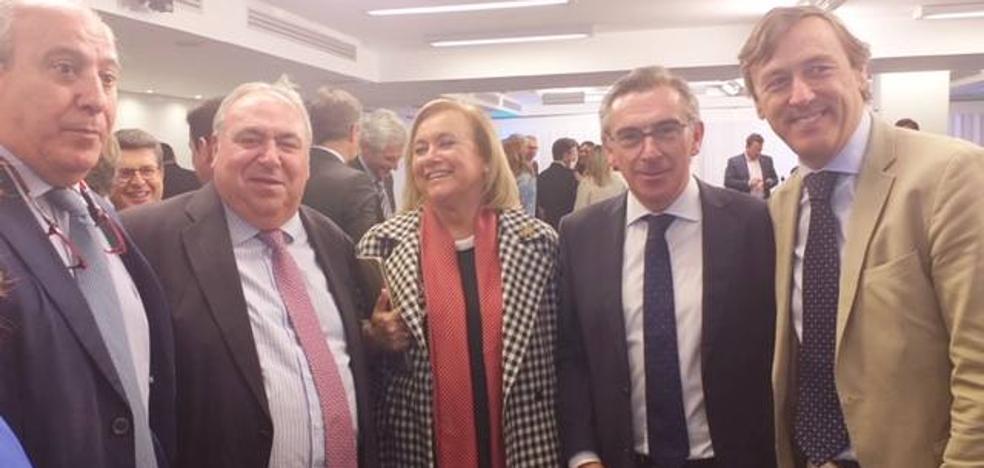 Elecciones en Asturias 26M | Mercedes Fernández cree que Mallada se ha quedado a «demasiada distancia» del PSOE