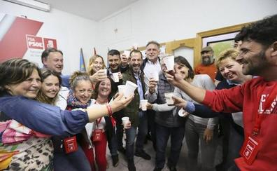 Elecciones municipales 26M: Ángel García consigue una victoria aplastante en Siero y aumenta cinco concejales
