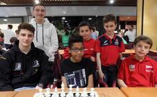 Nuevos campeones de Asturias de ajedrez de ritmo rápido