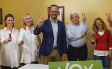 Elecciones en Asturias 26M | Blanco celebra la entrada de Vox en la Junta