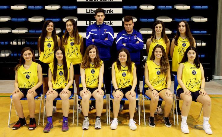 El Oviedo Baloncesto completa uno de sus cursos más exitosos