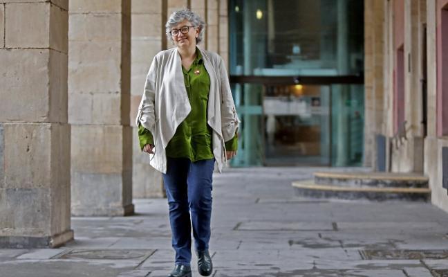 «Negociaré con la izquierda, pero puedo ser alcaldesa sin la mayoría absoluta»