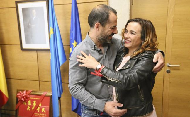 Ángel García anuncia que gobernará en solitario y con acuerdos puntuales