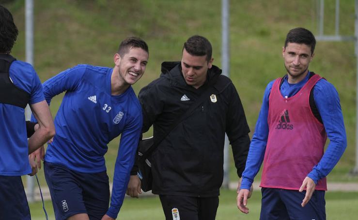 Entrenamiento del Real Oviedo (28-05-2019)