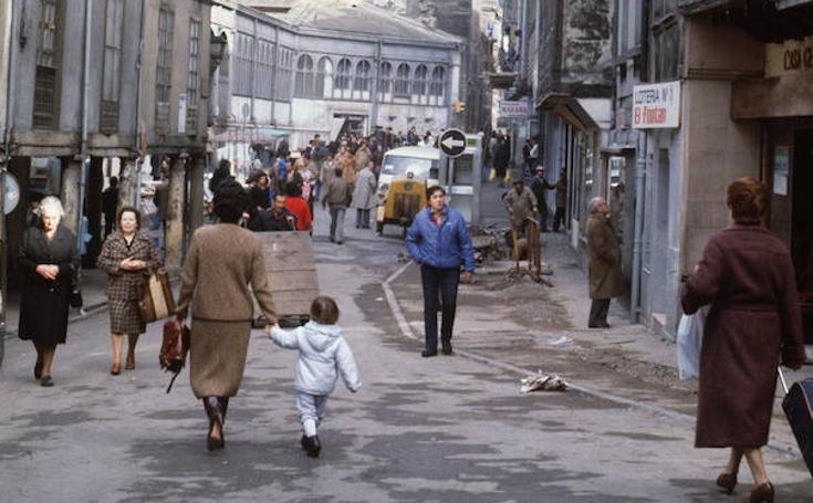 La Asturias de los años 70, en imágenes