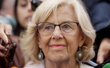 Carmena intentará la investidura en Madrid ante el desacuerdo de la derecha