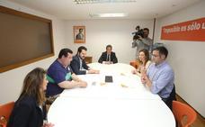 Ignacio Cuesta apuesta por configurar un «gobierno estable» en Oviedo
