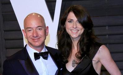 La exmujer de Bezos, el dueño de Amazon, cede la mitad de su fortuna