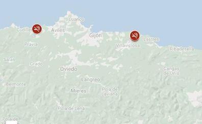 Consulta las 'playas sin humo' en Asturias