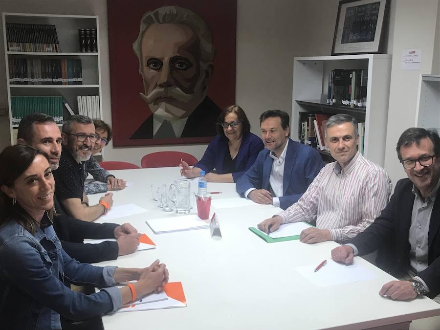 Ciudadanos no apoyará a la socialista Ana González para la Alcaldía de Gijón