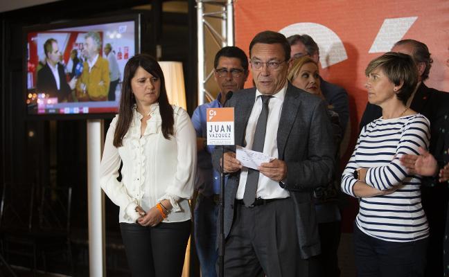 Vázquez se compromete a facilitar la «estabilidad política» de Asturias
