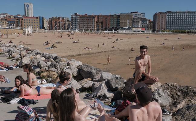 Asturias superará los 30 grados
