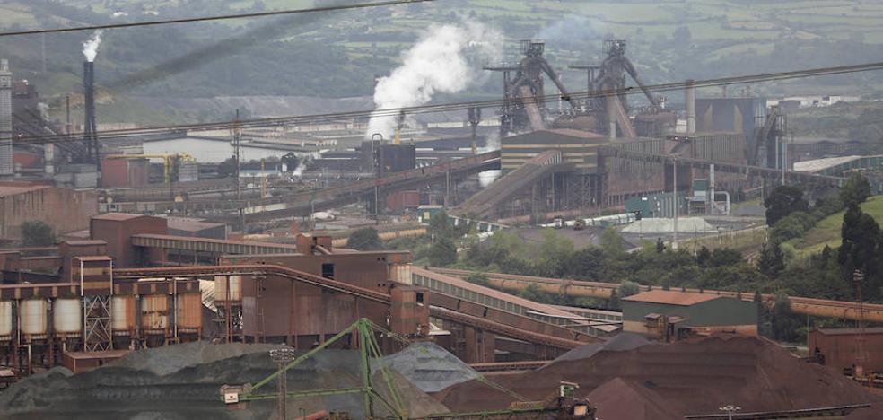 El Principado ve «coyuntural» el ajuste en Arcelor y cree aseguradas las inversiones