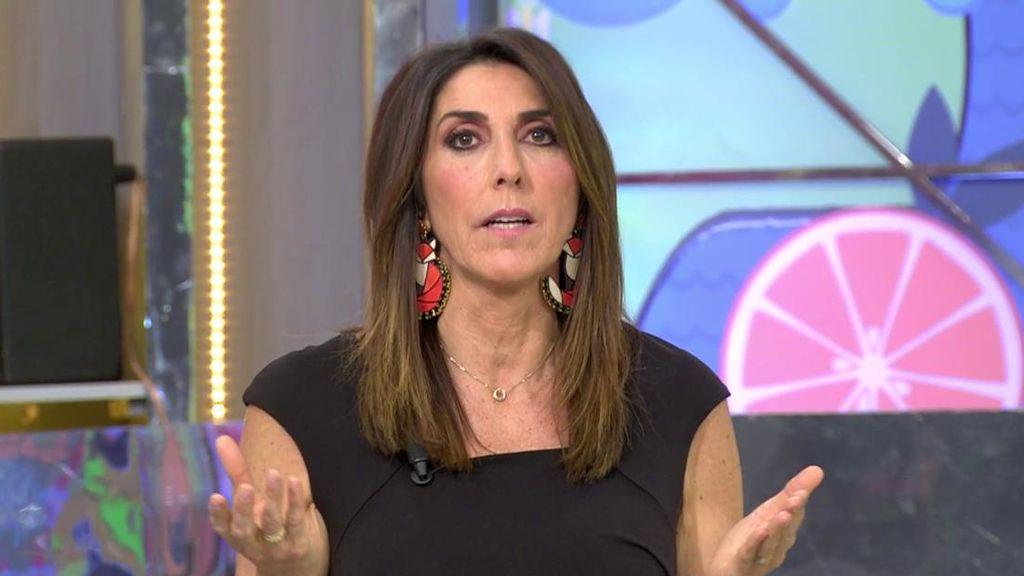 Paz Padilla : «Yo no quiero hacer un anuncio de una escobilla de váter»