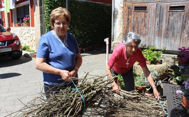 400 raciones para el Festival de la Boroña de Torazo