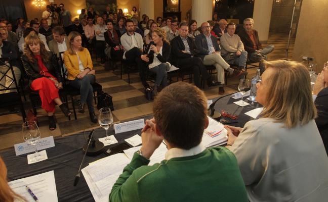 El sector afín a Mallada espera una gestora en el PP de Asturias en cuestión de semanas