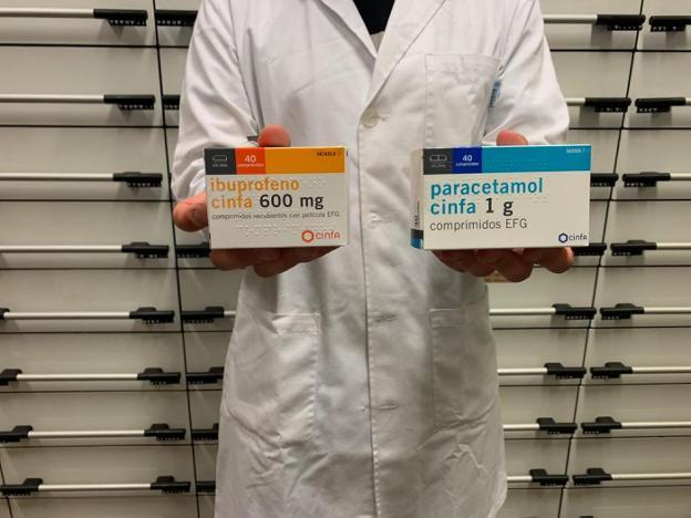 El Ibuprofeno Y El Paracetamol Ya No Se Podrán Comprar Sin Receta Médica El Comercio