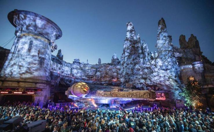 Abre sus puertas Galaxy's Edge, el nuevo parque Star Wars en Disneyland