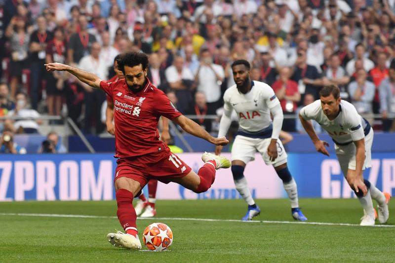 Las mejores imágenes de la final de Champions entre Tottenham y Liverpool