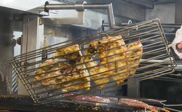 Las mejores recetas del restaurante Güeyu Mar, único asturiano entre los mejores de Europa