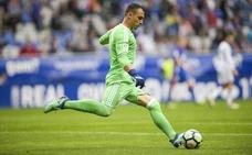 Real Oviedo   Alfonso Herrero: «El equipo nunca dejó de darlo todo e intentarlo»