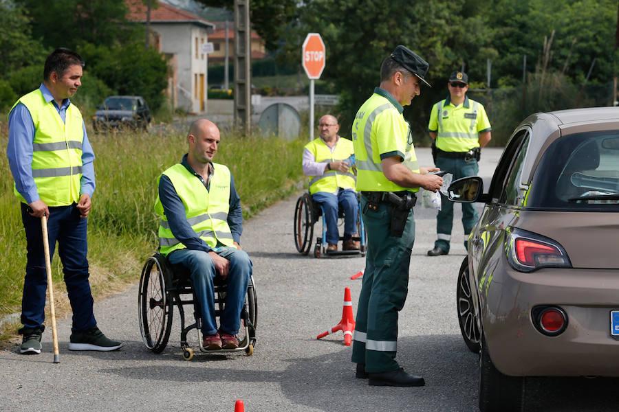 La DGT intensifica los controles de alcohol y drogas en la carretera