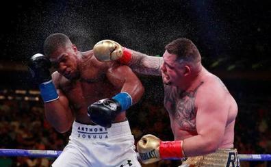 Andy Ruiz, de sufrir acoso por su sobrepeso a ser campeón de los pesos pesados