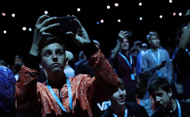 Fotos: Apple presenta las novedades en su 'Keynote'