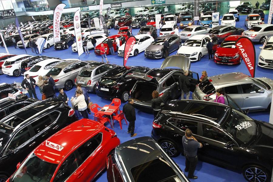 La Magdalena se llenará con 300 coches de ocasión este fin de semana