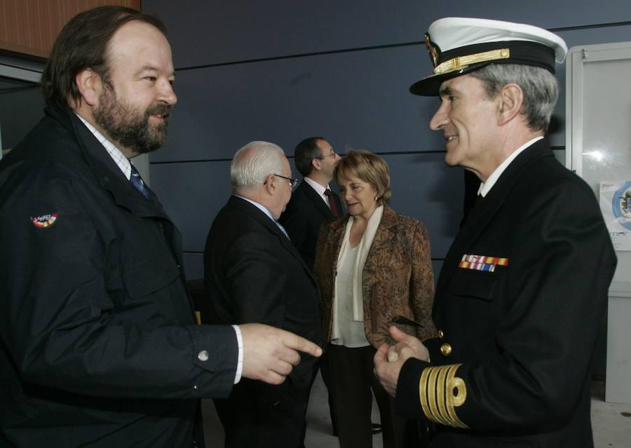 Ignacio Fernández Fidalgo, el primer Capitán Marítimo de Gijón