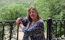 Beatriz Ayuso presenta su primera novela, 'Laura y Guy', en el Aula de LA VOZ