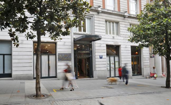 Un grupo inversor gestionará el histórico Hotel Hernán Cortés de Gijón los próximos veinte años