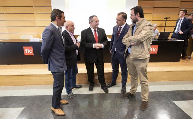 El número de empresas de la construcción creció un 12,7% en Asturias desde 2015