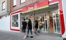 Dia planea cerrar 22 tiendas en Asturias este mes
