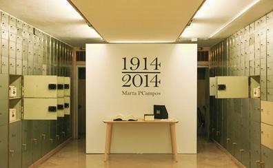 El Instituto Cervantes abre el cementerio de las palabras perdidas