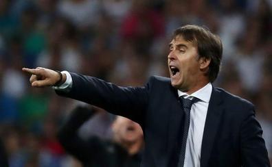 Julen Lopetegui, nuevo entrenador del Sevilla