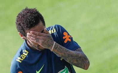 La madre de Neymar le pide «perdonar» a la mujer que le acusa de violación