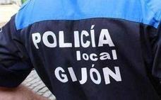 Detenida una mujer en Gijón por agredir a puñetazos a su marido en presencia de la Policía Local