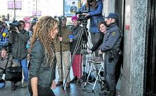Shakira, imputada por seis delitos contra la Hacienda Pública