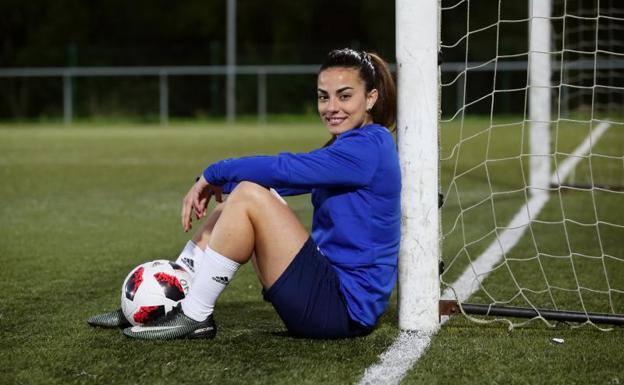 Marta Reyes, tercera jugadora a la que no renueva el Real Oviedo