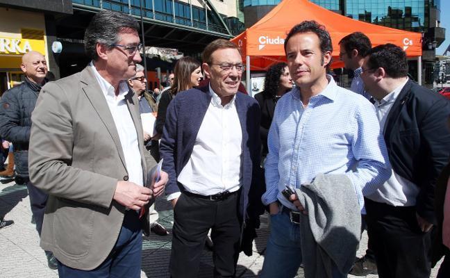 Ciudadanos se convierte en determinante para la elección de cuatro alcaldes asturianos