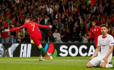 Cristiano Ronaldo lleva a Portugal a la final de la Liga de Naciones