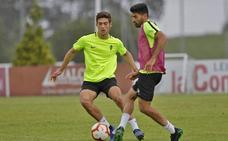 Gragera: «Sería un sueño debutar con el Sporting»