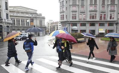 Asturias, en alerta ante la llegada de la borrasca 'Miguel'