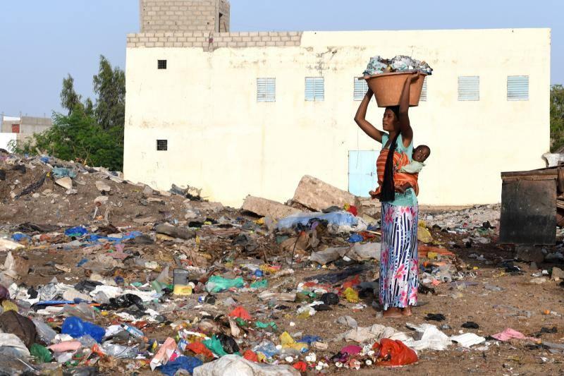 Las terribles imágenes de la contaminación en el planeta