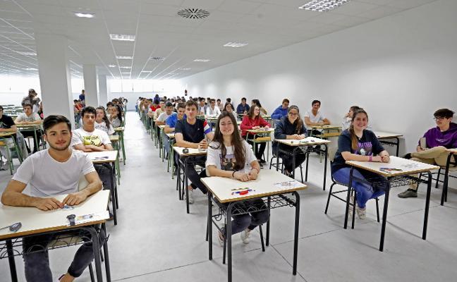 EBAU 2019 Asturias | La ministra de Educación admite desigualdades entre regiones en los exámenes de selectividad