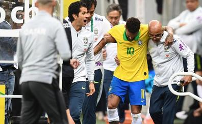 Neymar no podrá jugar la Copa América por la «gravedad» de su lesión