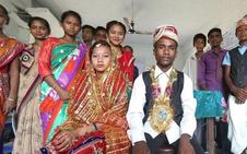 Unicef alerta de que 115 millones de hombres se casaron cuando aún eran niños