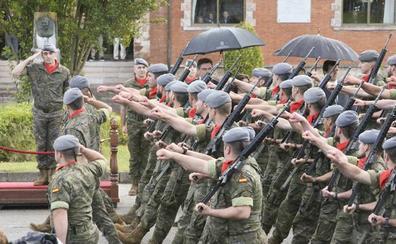 La Brigada de Infantería Ligera saca músculo en Cabo Noval